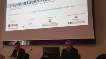 Presentazione del progetto Ravenna Green Port